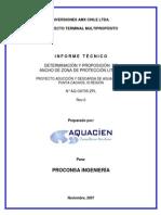Determinacion Del Ancho de Proteccion Litoral_Informe Tecnico