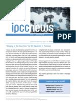IPCC Newsletter 2010 Issue 1
