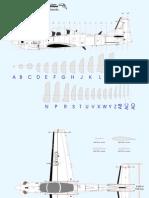 A-29 scale plan