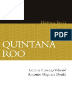 Careaga_historia Breve Quintana Roo