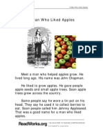 440 a man who liked apples