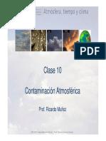 claseX_contamaire