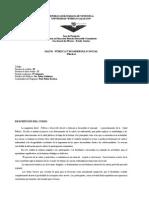 Salud Pública y Desarrollo Social (Electiva)