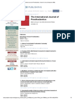 International Journal of Prosthodontics_ Volume 12, Issue 3 (May_June 1999)