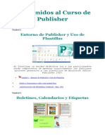 Diagrama del Curso de Publisher.doc