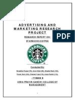 Starbucks Research Report