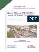 Plano Diretor de Guarabira - PB Lei 7182006