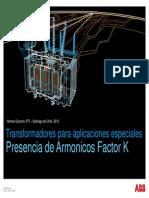 ABB Armonicos Factor k
