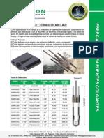 Brochure INPROCON - Sistemas de Anclajes - V04