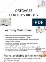 Land Law Lender's Rights llb uk