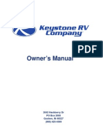 Keystone RV - Owners Manual Final 4-25-13