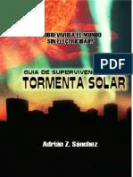 Guía de supervivencia ante Tormenta Solar