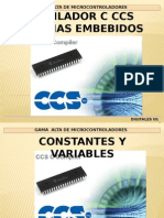Ccs Constantes,Variables,Modifi