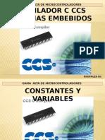 Ccs Constantes,Variables,Modifi