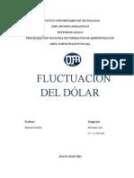 Informe Del Dolar