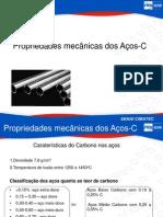 AULA 10- Materiais Metalicos 2015.1