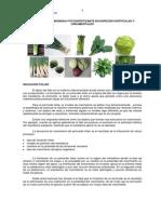 5 Producción de biomasa fotosintetizante