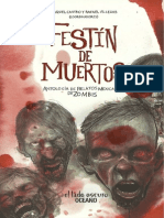 MUCHOS MUERTOS VIVOS DE MÉXICO, por Raquel Castro y Rafael Villegas