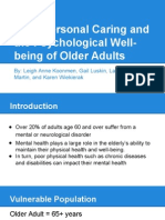 health promotion presentation