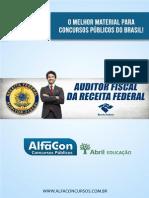 6127 Conteudo Programatico Auditor Fiscal Da Receita Federal Do Brasil Revisao 1