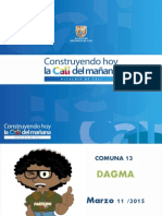 Dagma c13 Marzo 11 2015