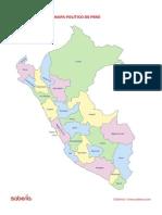 3-Peru Politico Nombres Colores
