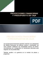 Proyeciones Financieras - Sena
