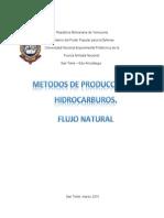 Metodos de produccion de hidrocarburos