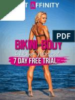 Bikini Body 7 Day Free Trial