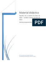 U2-Material Didactico-Diseño de Base de Datos