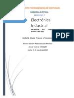 Unidad 1 Diodos Tiristores Transistores-Darwin Espinoza