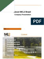 Sales Presentation NKL2 English