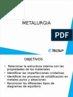 metalurgia  y aceros