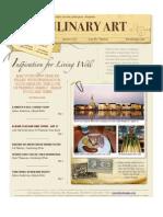 Culinary Art - Issue Thirteen