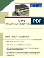 MÁQUINAS VIBRATÓRIAS