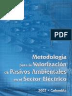 Pasivos_Ambientales Sector Electrico