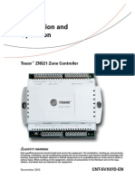 Manual Trane ZN521