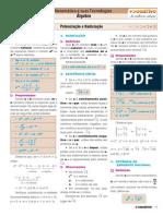 Cad C1 Exercicios 3serie 1opcao 1bim Matematica
