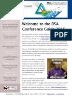 Securosis Guide to Rsac 2015