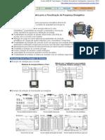 Alicate Amperímetro Para Visualização Da Poupança Energética