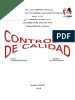 Breve Reseña Del Control de Calida1 2