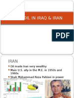 turmoil in iraq & iran