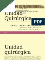 Unidad Quirúrgica