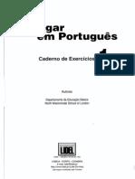 09 Navegar Em Portugues 1 - Caderno de Exercicios