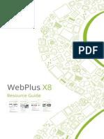 WebPlusX8 ResourceGuide En