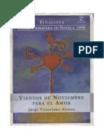 Alonso Jorge Victoriano - Vientos de Noviembre Para El Amor