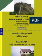 Geotecnia 1 Introduccion Al Curso