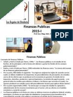 1era Clase Finanzas Publicas