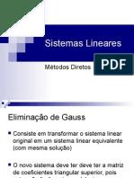 Sistemas Cálculo Numérico