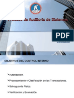 Procesos de Auditoria Interna